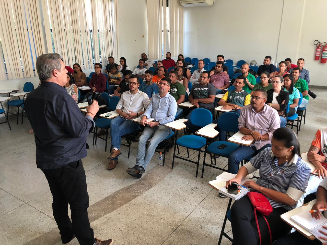 Os agentes do Projeto SETRE sob a coordenação da ASCOOB CENTRAL participaram do Evento de Avaliação do Programa SOMA MAIS, este evento contou com a participação de todos os agentes de negócios do Sistema.
