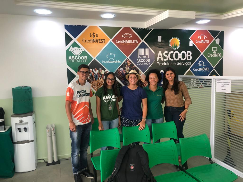 A ASCOOB realiza visitas aos agentes de Microcrédito do ...